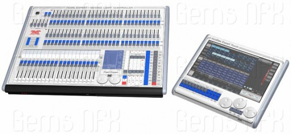 Avolites Pearl Expert And Touch Wing