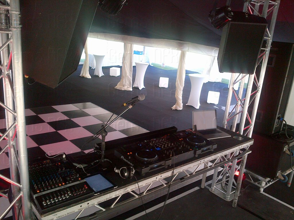 Sound And Lighting Equipment Hire