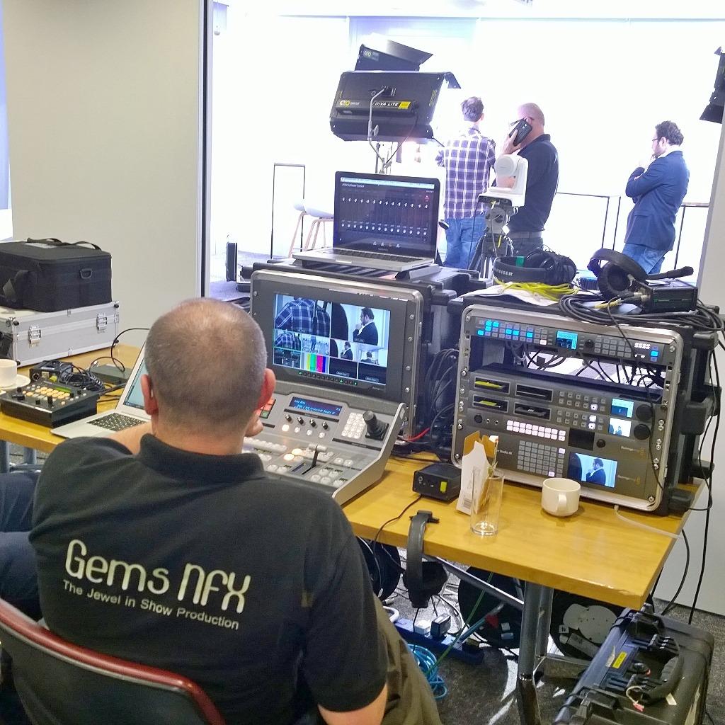 Live Streaming GEMS NFX
