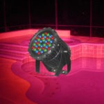 LEDJ Exterior Wash 36 x 3w RGB LED