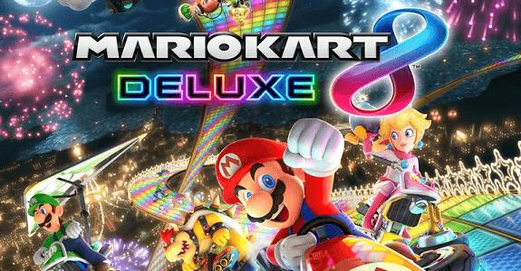 GEMS NFX Mario Kart 8 Deluxe
