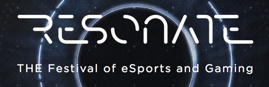 GEMS NFX RESONATE Festival of Esports and Gaming @ SECC Glasgow