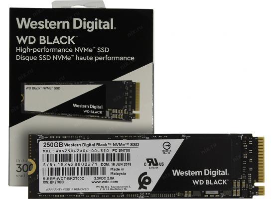 WD BLCK M2 SSD GEMS NFX