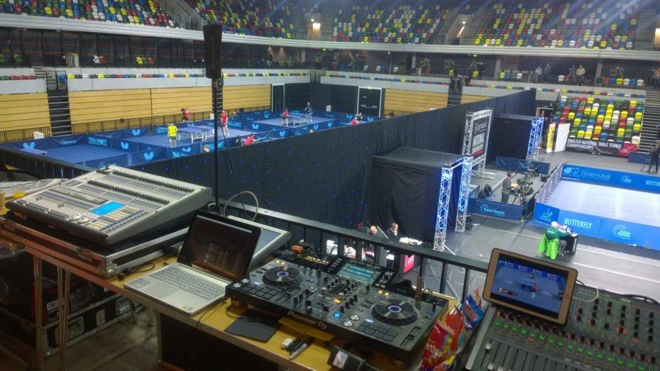 Table Tennis Nationals GEMS NFX