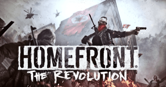 Homefront Revolution Secret London Press event