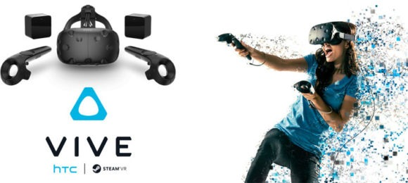 GEMS NFX HTC VIVE hire/rental