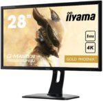 "GEMS NFX iiyama 28"" 4K Pro Gaming Monitor"