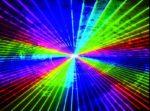 Laser full colour scanning