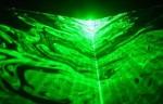 Laser green scanning