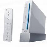 Wii White Console